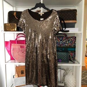 WEDDING SEASON! Michael Kors Sequin Dress NWT